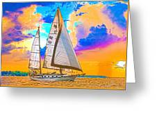 Shannon 38 Greeting Card