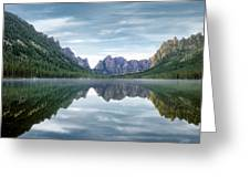 Ship Island Lake Greeting Card