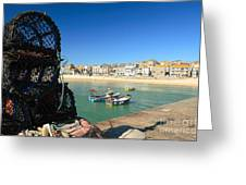 St.ives Greeting Card