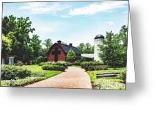 The Billy Graham Library Greeting Card