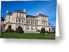 The Breakers Newport Rhode Island Greeting Card