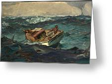 The Gulf Stream Greeting Card