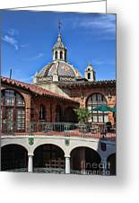 The Mission Inn Greeting Card