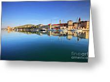 Trogir Greeting Card