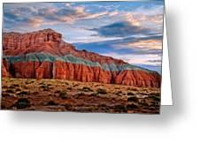 Wild Horse Mesa Greeting Card