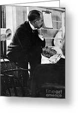William Osler, Canadian Physician Greeting Card
