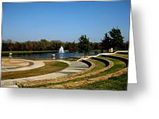 Commons Park Greeting Card