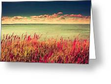 Great Landscape Greeting Card