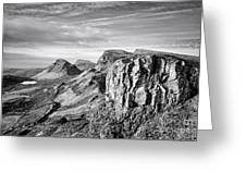 The Quiraing Greeting Card