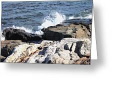 2010 Nh Seacoast 2 Greeting Card