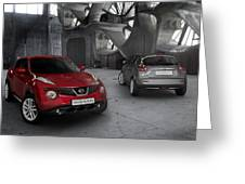 2011 Nissan Juke 4 Greeting Card
