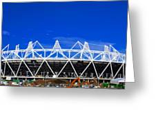 2012 Olympics London Greeting Card