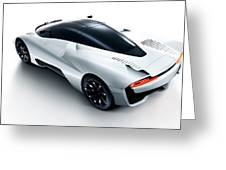 2014 Ssc Tuatara 2 Wide Greeting Card