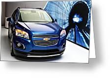 2015 Chevrolet Trax2 Greeting Card