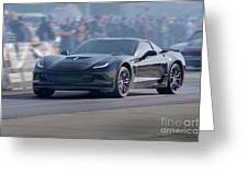 2015 Corvette Z06 Coupe Greeting Card