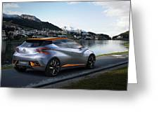 2015 Nissan Sway Concept 3  1 Greeting Card