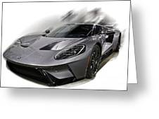 2016 Ford Gt  No 2 Greeting Card
