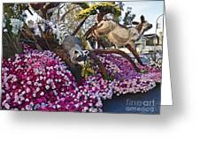 2016rose Parade Rp001 Greeting Card