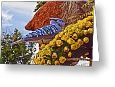 2016rose Parade Rp005 Greeting Card