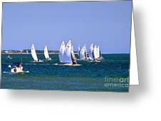 2017 National E-scow Championship Greeting Card