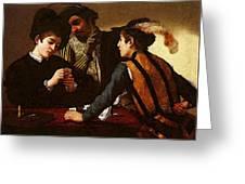 Caravaggio   Greeting Card