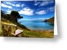 Living Landscape Greeting Card