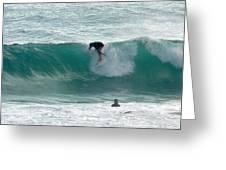 Australia - The Surfer Greeting Card