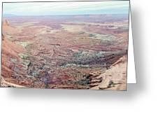 Canyonlands National Park Utah Greeting Card
