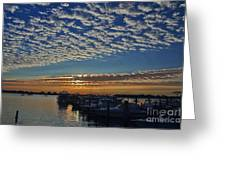 22- Magical Sunrise Greeting Card