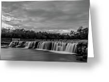 Grand Falls Waterfall Greeting Card