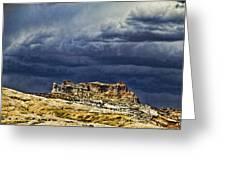 San Rafael Swell Greeting Card