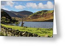 Crummock Water Greeting Card