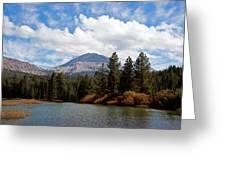 Mt. Lassen National Park Greeting Card