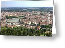 Verona Greeting Card