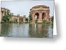 2464- Palace Of Fine Arts Greeting Card