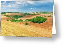 Tuscany Italy Greeting Card