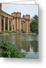 2515- Palace Of Fine Arts Greeting Card