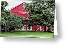 254 Salem Ohio_fa Greeting Card