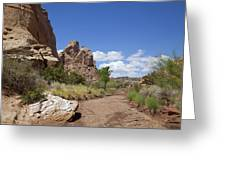 Capitol Reef National Park Greeting Card