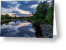 Down East Maine Greeting Card