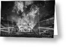 The Grateful Dead At Soldier Field Fare Thee Well Greeting Card