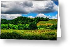 2623- Comsrock Winery Greeting Card