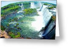 Landscape Nature Greeting Card