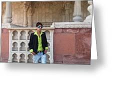 Harpal Singh Jadon Greeting Card