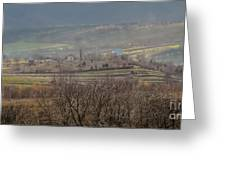 Land Of Ukraine Greeting Card