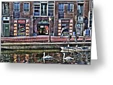 270 Amsterdam Greeting Card