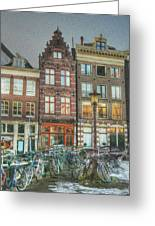 275 Amsterdam Greeting Card