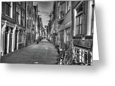 281 Amsterdam Greeting Card