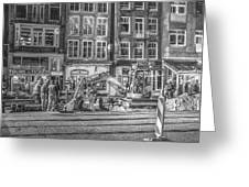 286 Amsterdam Greeting Card