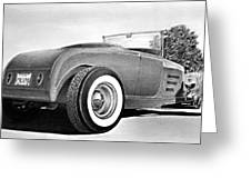 29 Ford Greeting Card